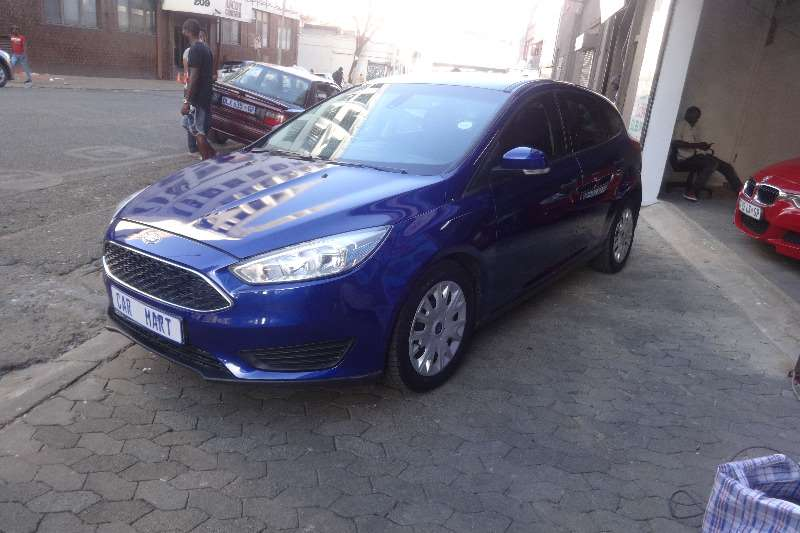 Ford Focus 1.0 ECOBOOST 2015