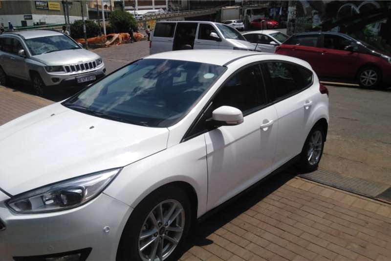 Ford Focus 1.0 ecoboost 2016