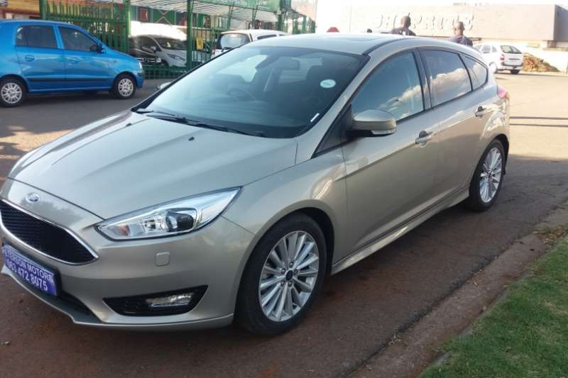 Ford Focus 1.0 Ecoboost 2017