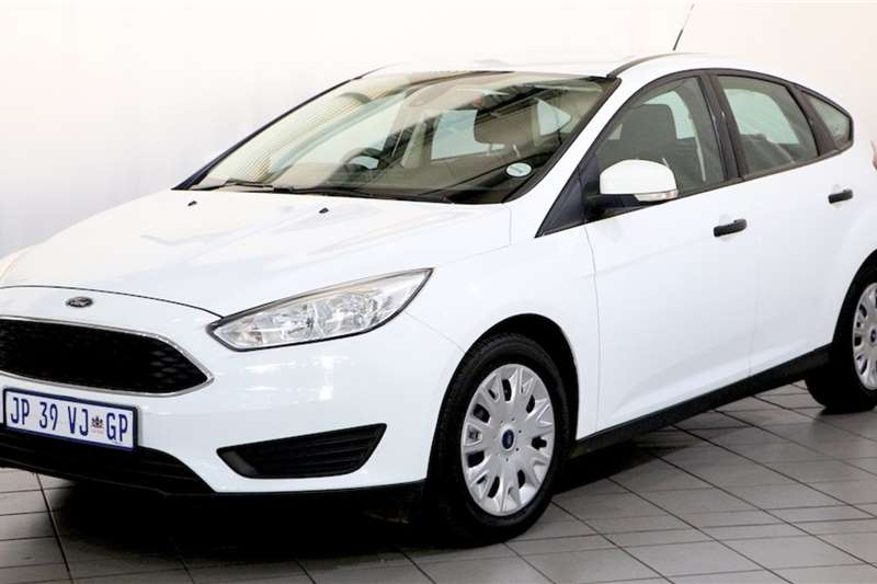 Ford Focus 1.0 Ecoboost Ambiente 2016
