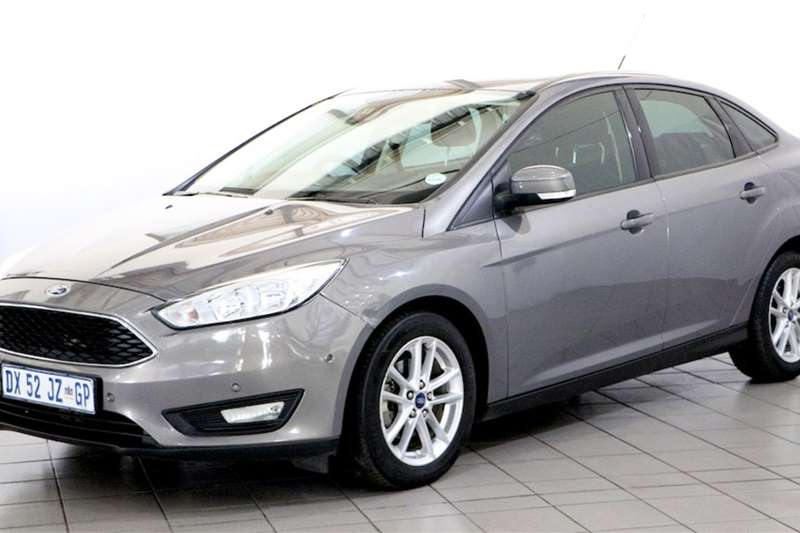 Ford Focus 1.0 Ecoboost Trend 2015
