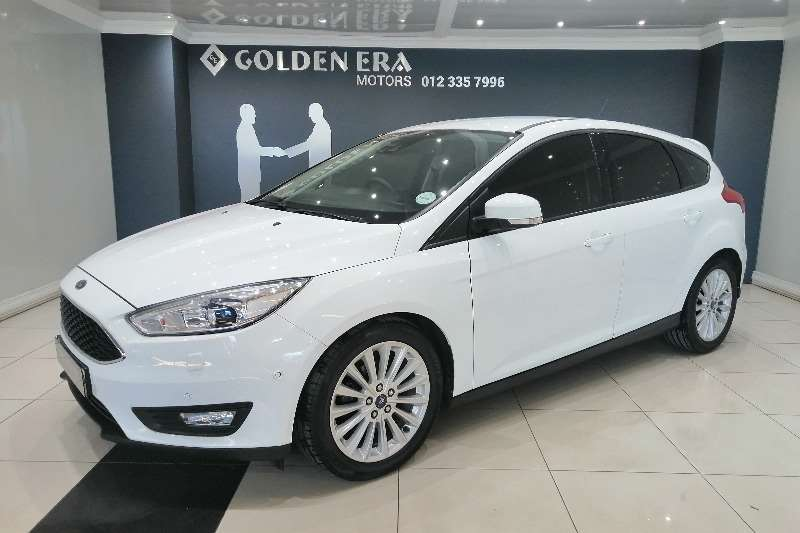 Ford Focus 1.0 Ecoboost Trend 2016