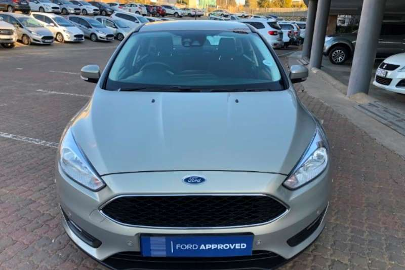 Ford Focus 1.0 Trend Sedan 2017