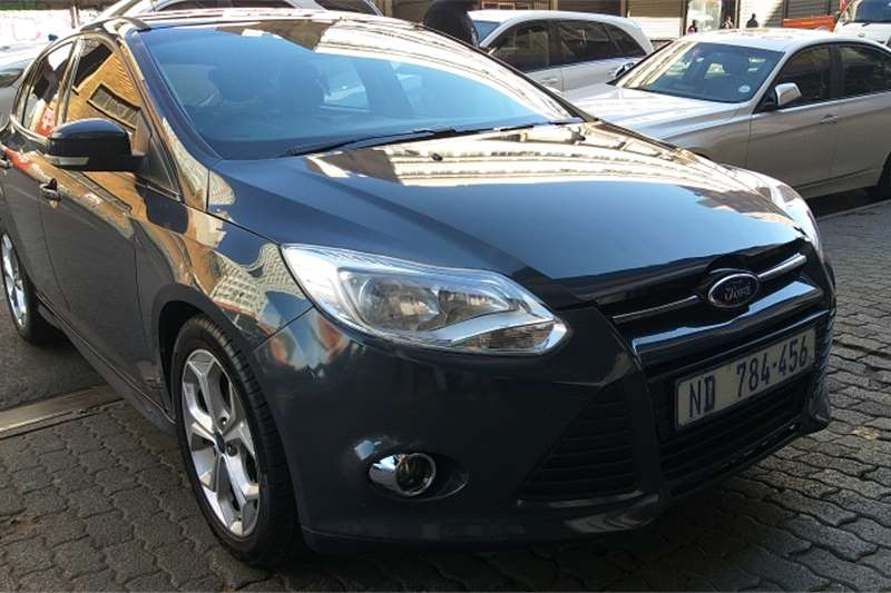 Ford Focus 1.4 2013