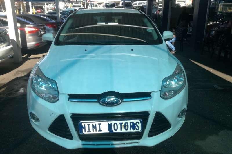 Ford Focus 1.5 2014