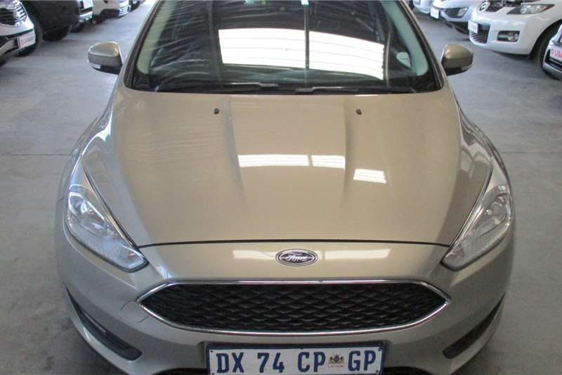 Ford Focus 1.5 Ecoboost Trend 5dr 2015