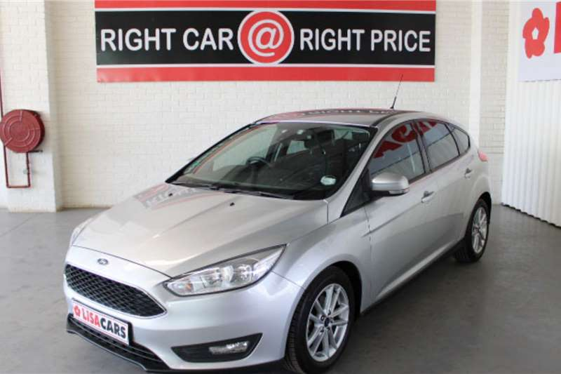 Ford Focus 1.5 Ecoboost Trend auto 5dr 2015