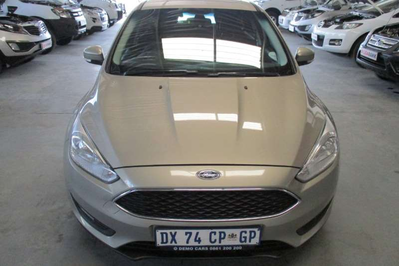 Ford Focus 1.5T Trend 2015