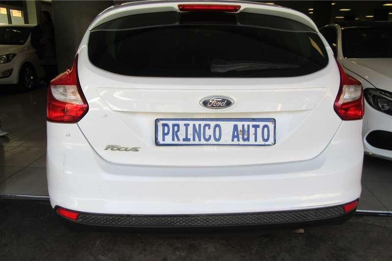 Ford Focus 1.6 2012