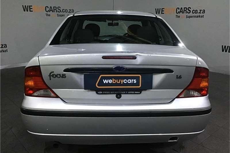 Ford Focus 1.6 4 door Ambiente 2005