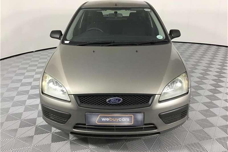 Ford Focus 1.6 4-door Ambiente 2007