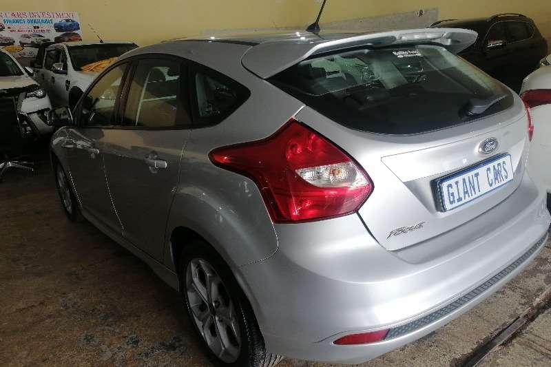 Used 2013 Ford Focus 1.6 4 door Ambiente