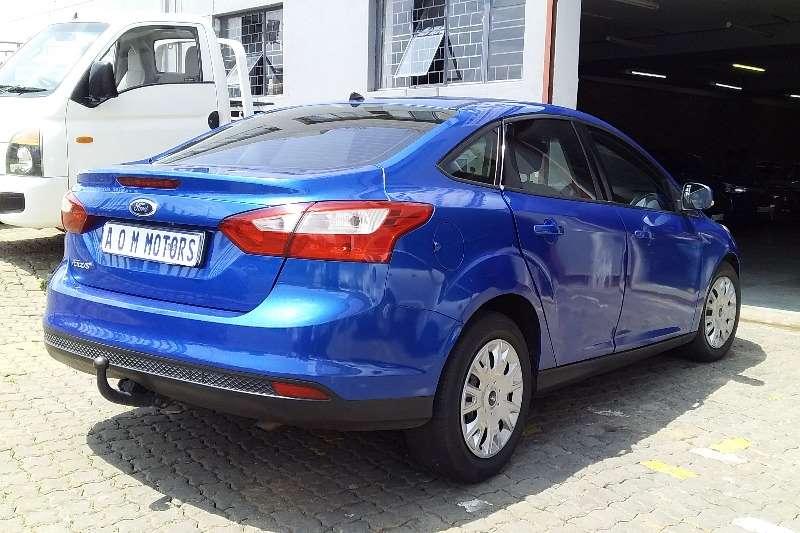 Ford Focus 1.6 4 door Ambiente 2014