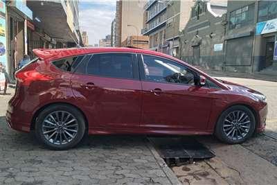 Used 2017 Ford Focus 1.6 4 door Ambiente