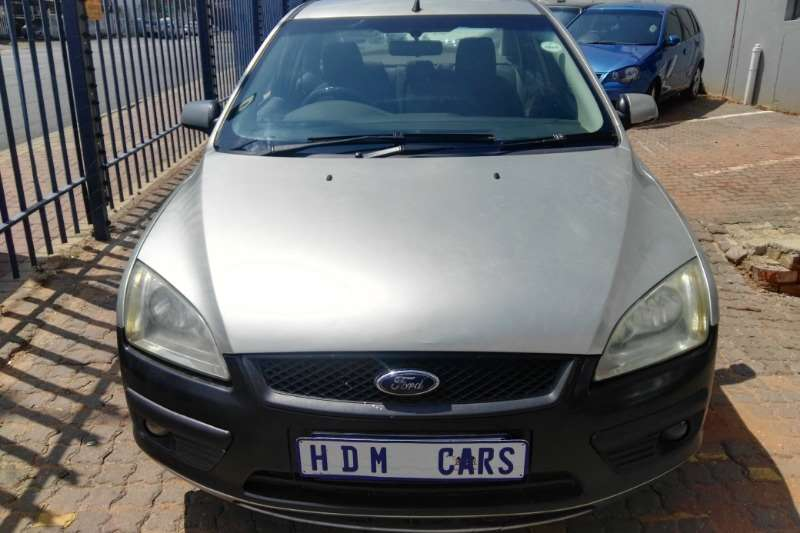 Ford Focus 1.6 5 door Ambiente 2005