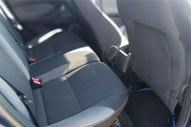 Ford Focus 1.6 5-door Ambiente 2011