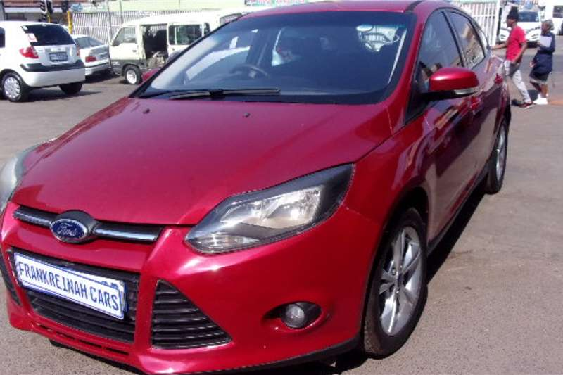 Used 2011 Ford Focus 1.6 5 door Ambiente