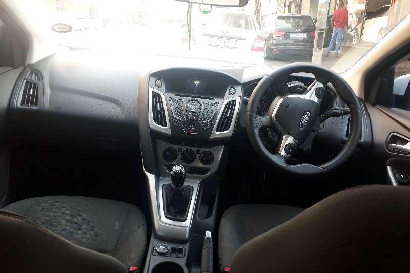 Ford Focus 1.6 5 door Ambiente 2012