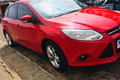 Ford Focus 1.6 5 door Ambiente 2012