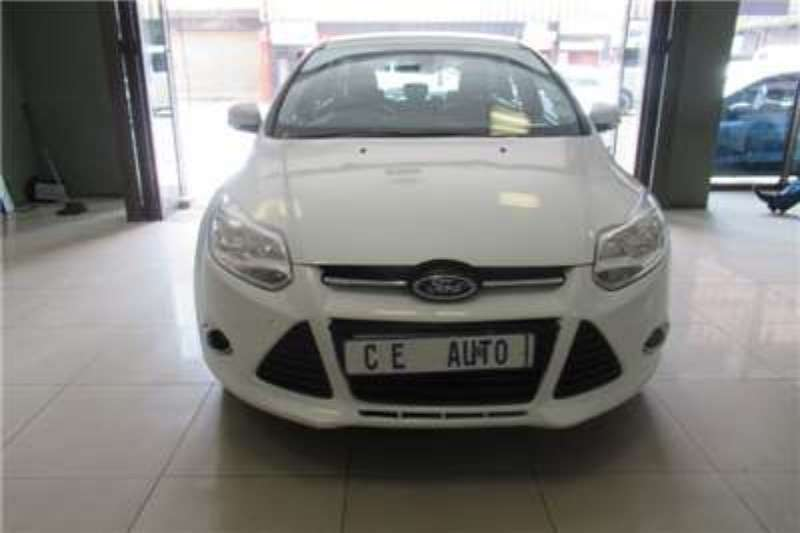 Ford Focus 1.6 5 door Ambiente 2015
