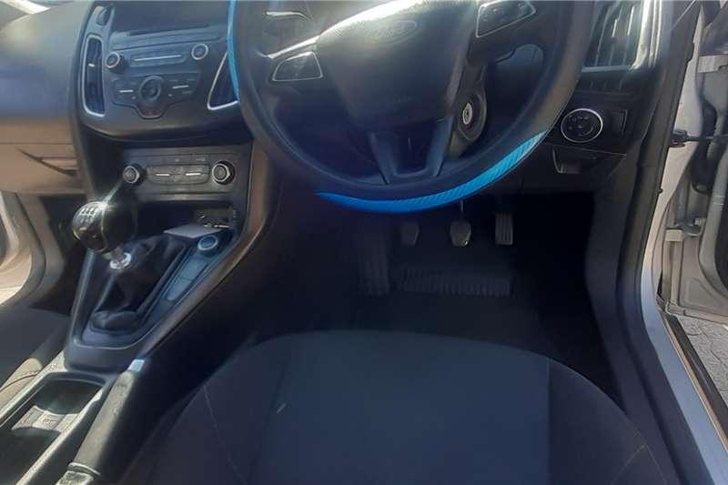 Used 2016 Ford Focus 1.6 5 door Ambiente
