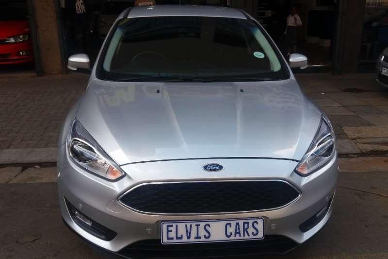 Ford Focus 1.6 5 door Ambiente 2017