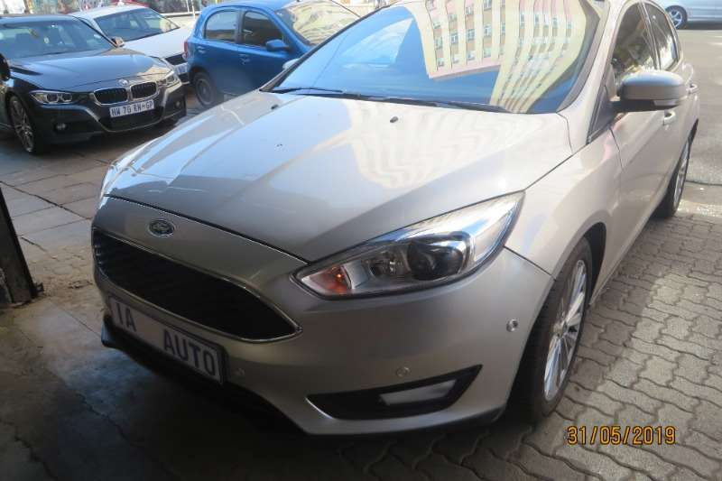 Ford Focus 1.6 5 door Ambiente 2017