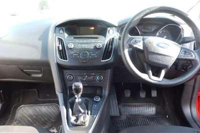 Used 2017 Ford Focus 1.6 5 door Ambiente