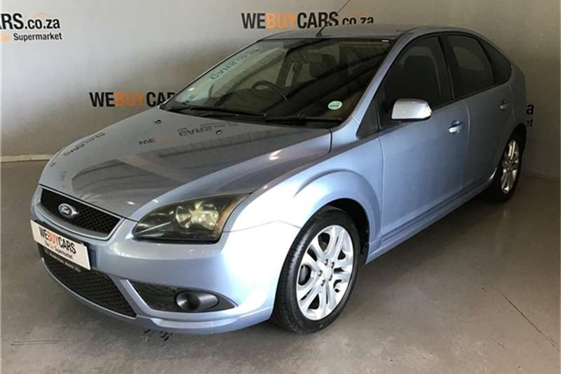 Ford Focus 1.6 5 door Si 2008