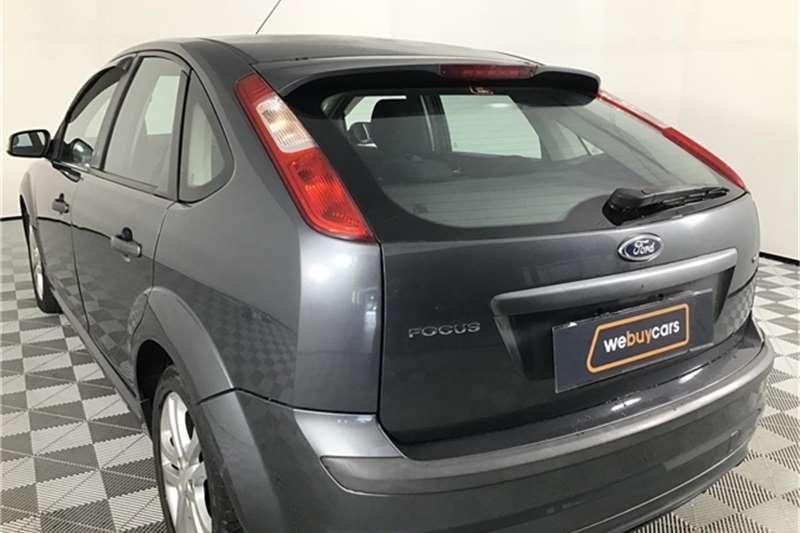 Ford Focus 1.6 5-door Si 2008
