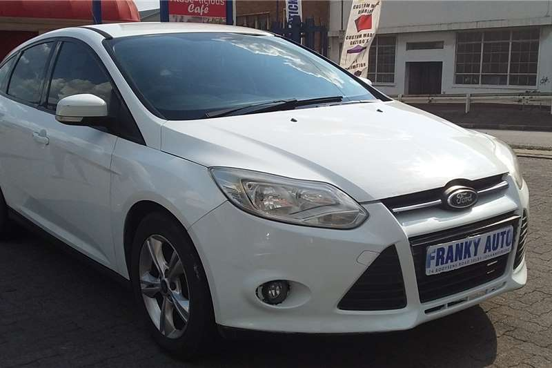 Used 2011 Ford Focus 1.6 5 door Si