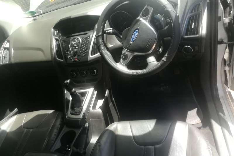 Ford Focus 1.6 5-door Si 2013