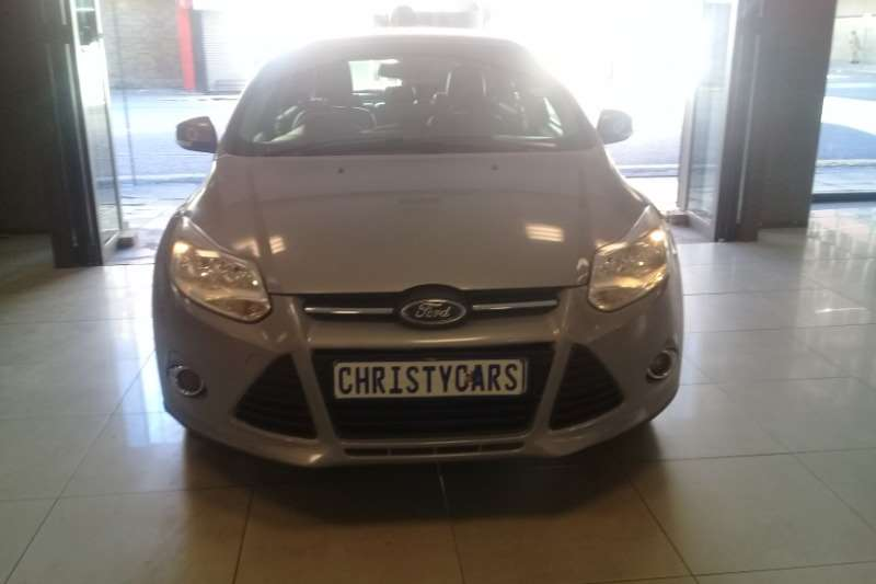 Ford Focus 1.6 5 door Si 2013