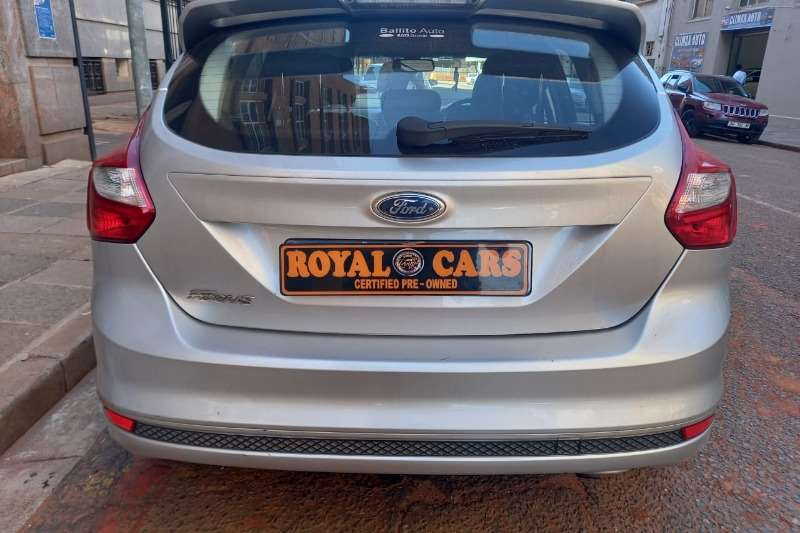 Used 2013 Ford Focus 1.6 5 door Si