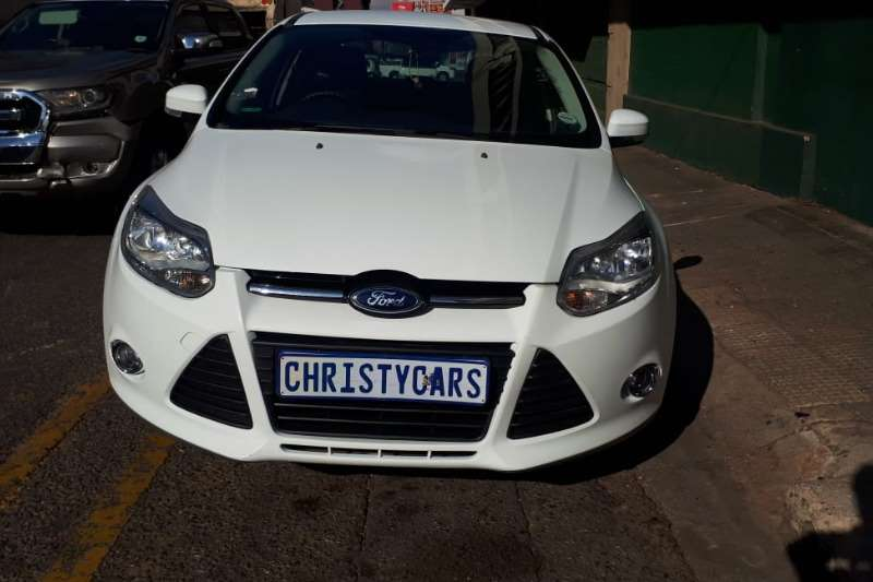 Ford Focus 1.6 5 door Si 2014
