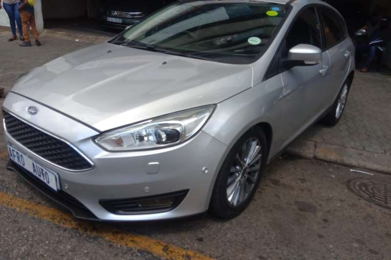 Used 2015 Ford Focus 1.6 5 door Si
