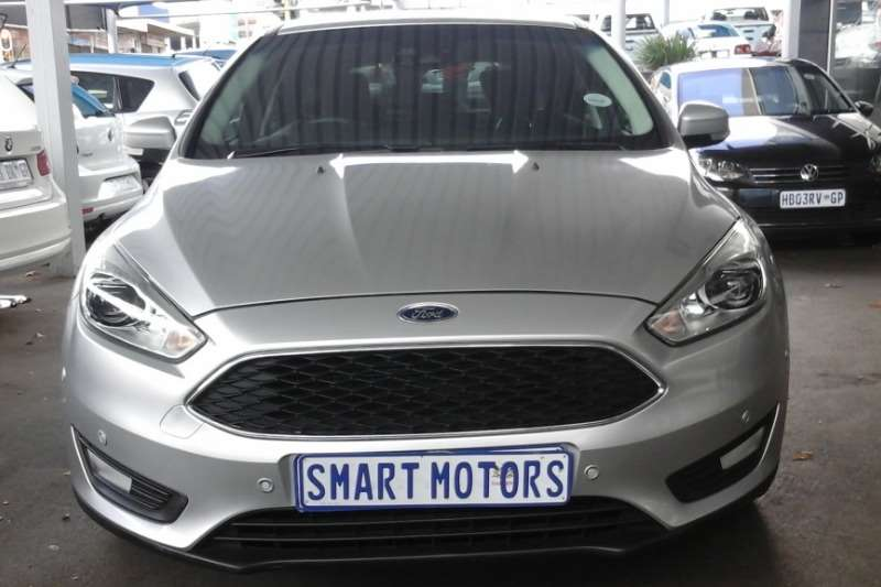Ford Focus 1.6 5 door Si 2017