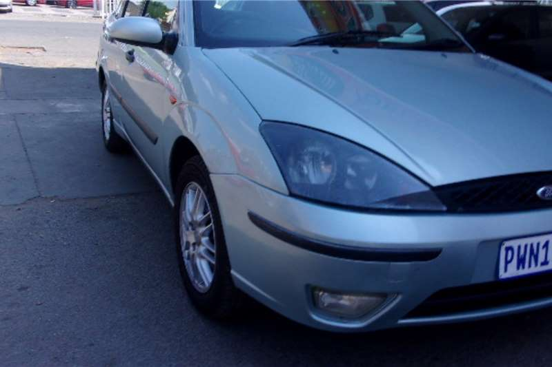 Ford Focus 1.6 Sedan 2005