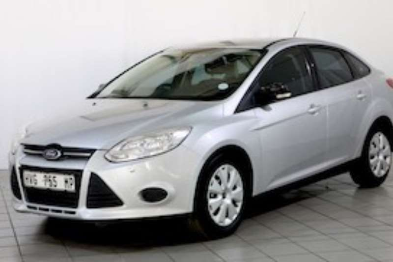 Ford Focus 1.6 Ti VCT AMBIENTE 5DR 2013