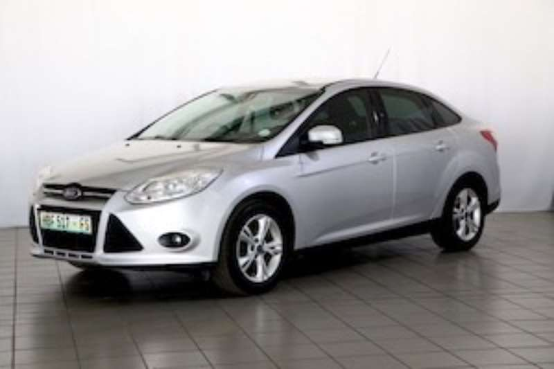 Ford Focus 1.6 Ti VCT TREND 2011