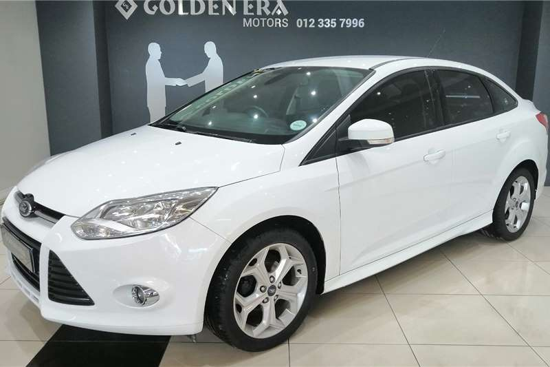 Ford Focus 1.6 Ti Vct Trend 2015