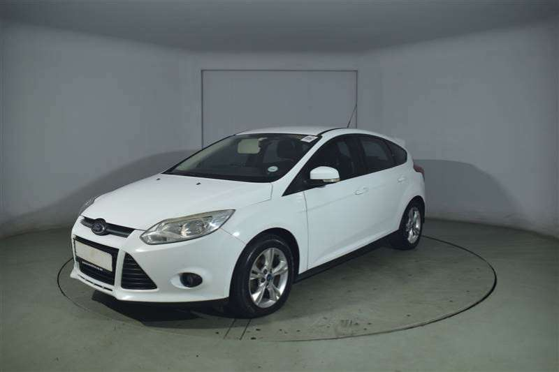 Ford Focus 1.6 Ti VCT TREND 5DR 2012