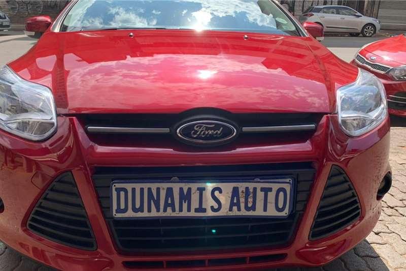 Ford Focus 1.6 Trend 4 door 2011