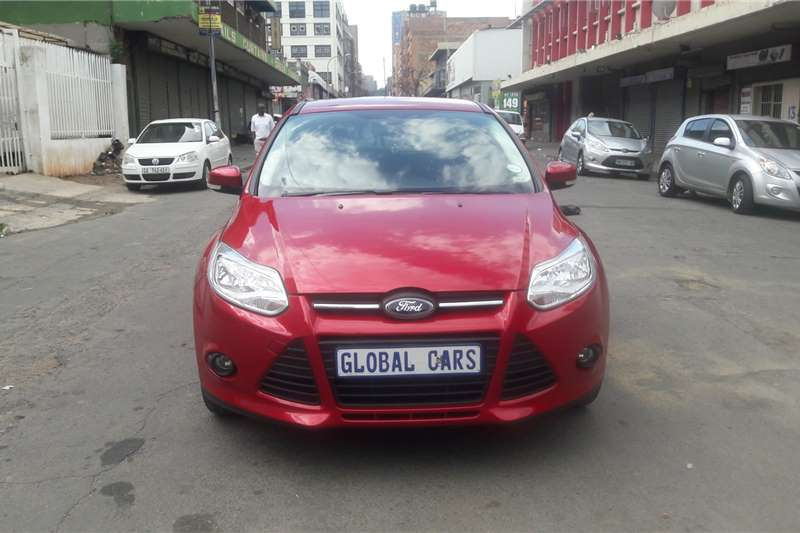 Ford Focus 1.6 Trend 4 door 2011