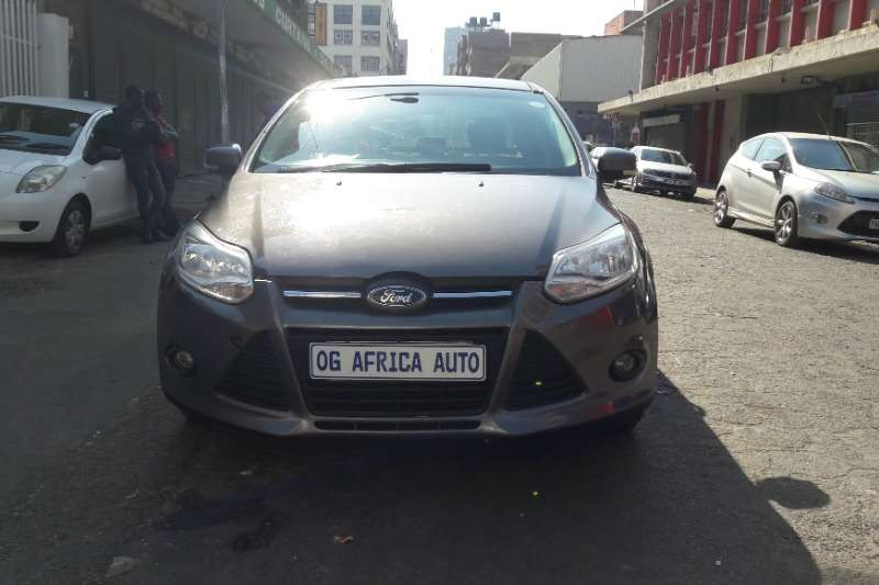 Ford Focus 1.6 Trend 4 door 2012