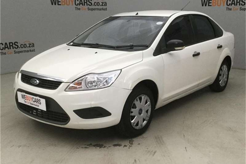 Ford Focus 1.8 4 door Ambiente 2009