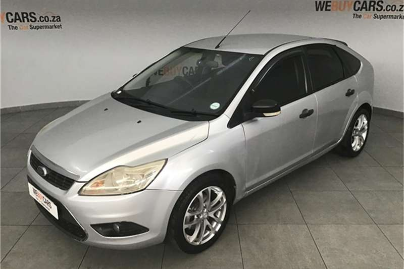 Ford Focus 1.8 5 door Ambiente 2009