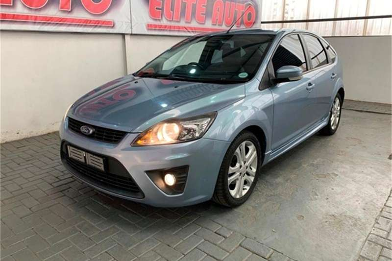 Ford Focus 1.8 5 door Ambiente 2010