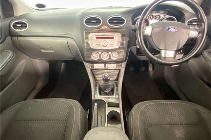 2009 Ford Focus Focus 1.8 5-door Si