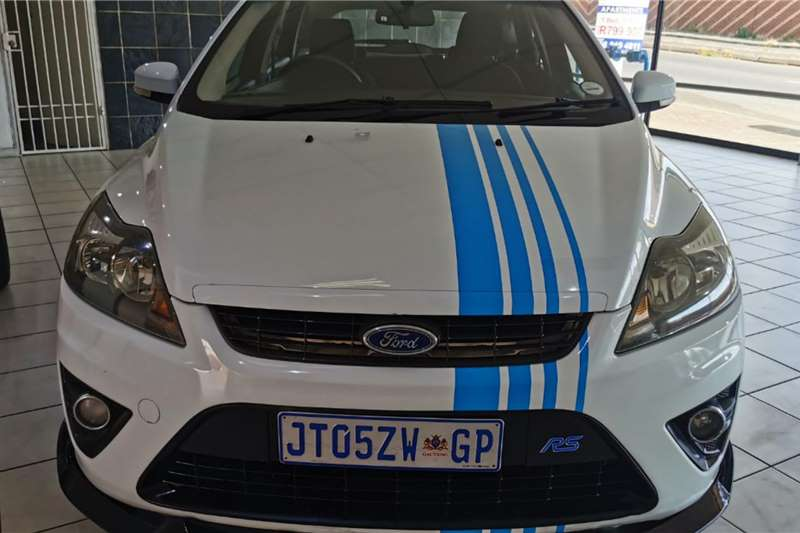 Used 2010 Ford Focus 1.8 5 door Si